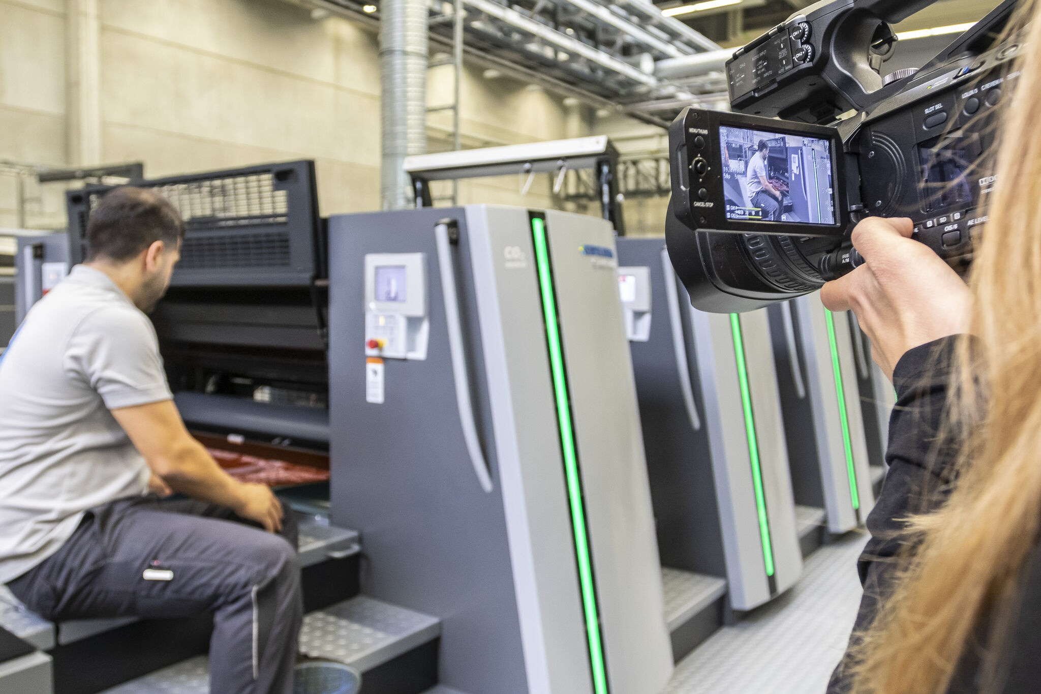 Heidelberg – Reliable and efficient packaging production in an industrialized environment