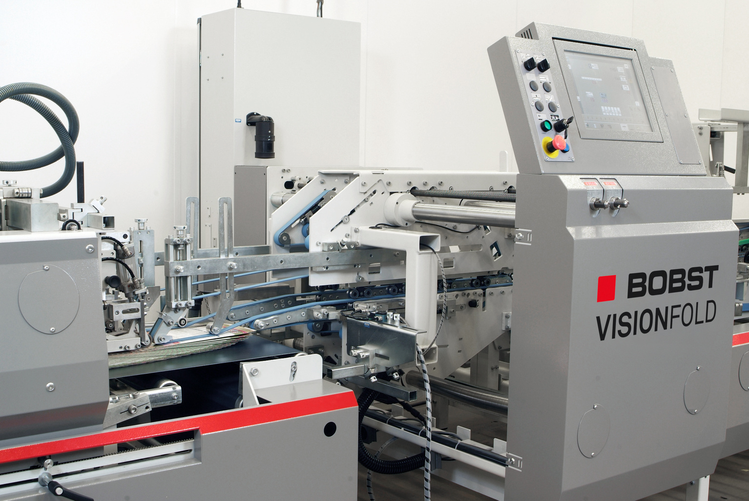 New BOBST VISIONFOLD 110 on order for Jaymar Packaging